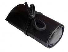 Leather Jewellery Holder Black