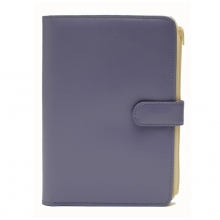 Leather Jewellery Holder Lilac