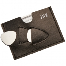 Leather Plectrum Holder
