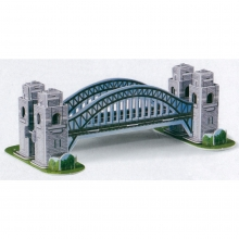 Sydney Harbour Bridge 3D Puzzle